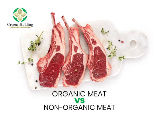 Organic Meat vs Non-Organic Meat